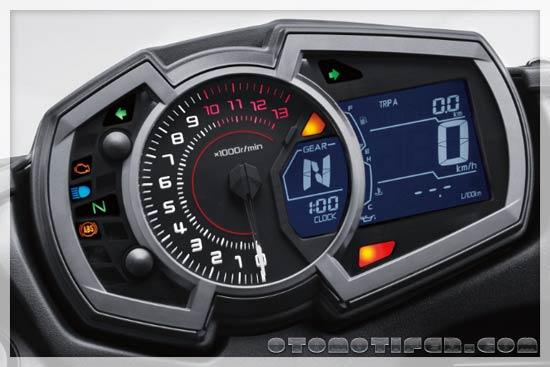 Speedometer Kawasaki Ninja 250 Terbaru