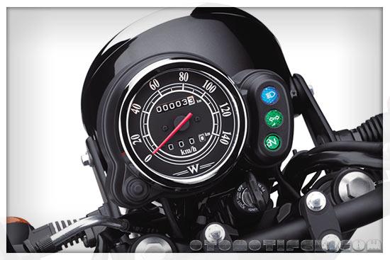 Speedometer Kawasaki W175