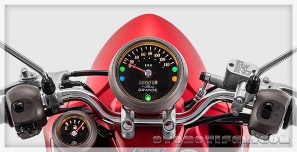 Speedometer Yamaha Fino