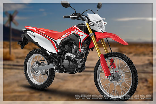Spesifikasi dan Harga Honda CRF 150 2019