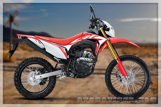 Harga Honda CRF 150 Baru