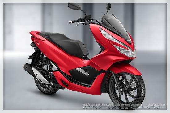 Spesifikasi dan Harga Honda PCX 2019