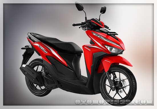 Spesifikasi dan Harga Motor Honda Vario 125