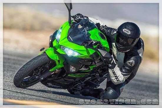 Spesifikasi dan Harga Kawasaki Ninja 250 2019
