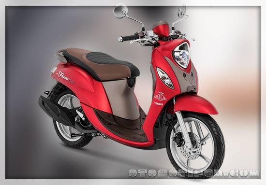 Spesifikasi dan Harga Yamaha Fino