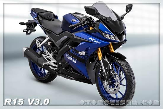 Spesifikasi dan Harga Yamaha R15 Terbaru