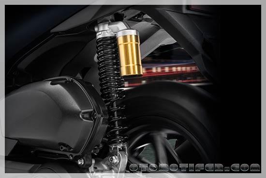Suspensi Motor Lexi
