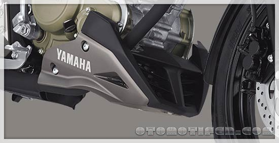 Under Cowl Yamaha Vixion