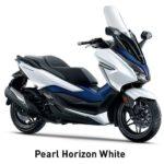 Warna Honda Forza 250 Putih