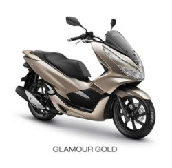 Warna Honda PCX Gold