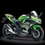 Warna Kawasaki Ninja 250 KRT Racing Team