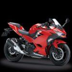 Warna Kawasaki Ninja 250 Merah