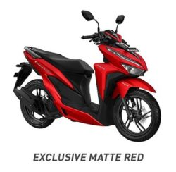 Warna Vario 150 Merah