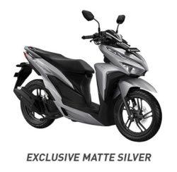 Warna Vario 150 Silver