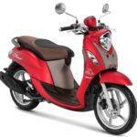 Warna Yamaha Fino Grande Merah