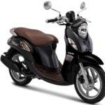 Warna Yamaha Fino Premium Hitam