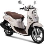 Warna Yamaha Fino Premium Putih