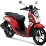 Warna Yamaha Fino Sporty Merah
