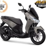 Warna Yamaha Lexi Grey