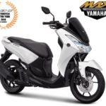 Warna Yamaha Lexi Putih