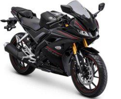 Warna Yamaha R15 Hitam
