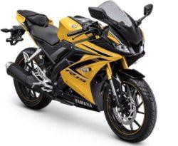 Warna Yamaha R15 Kuning