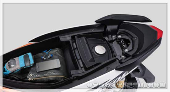 Bagasi Motor X-Ride