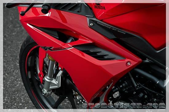 Body Honda CBR250RR