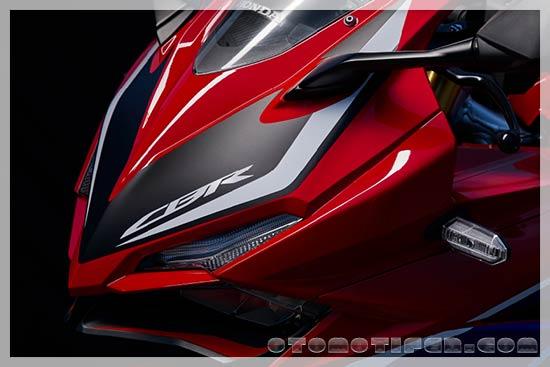 Desain Honda CBR250RR