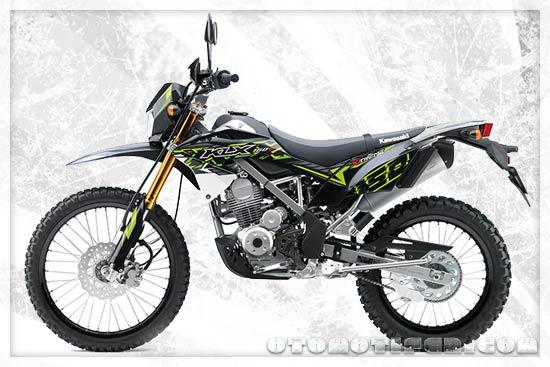 Desain Kawasaki KLX 150 BF