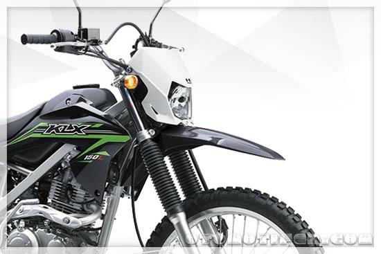 Desain Motor KLX 150