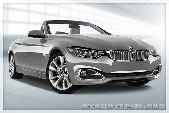 Gambar BMW 4 Series Convertible