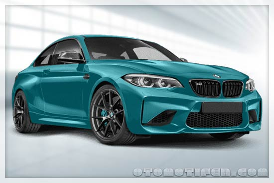 Gambar BMW M2 Competition