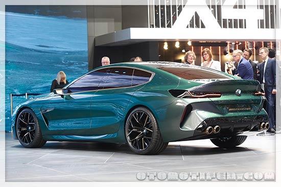 Gambar BMW M8 Gran Coupe 2019