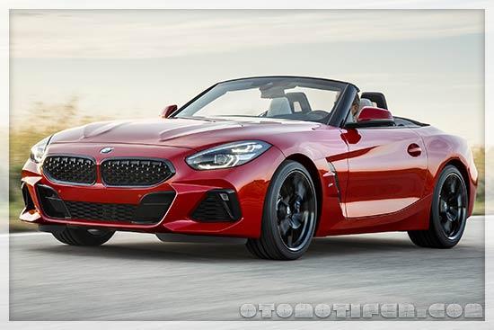 Gambar BMW Z42019