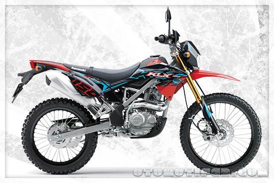 Gambar Kawasaki KLX 150 BF SE X-Treme