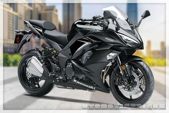 Gambar Kawasaki Ninja 1000