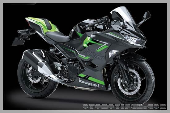 Gambar Kawasaki Ninja 250 SE MDP