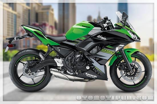 Gambar Kawasaki Ninja 650 SE