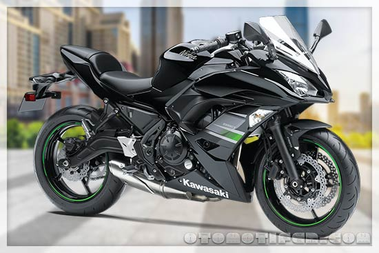 Gambar Kawasaki Ninja 650