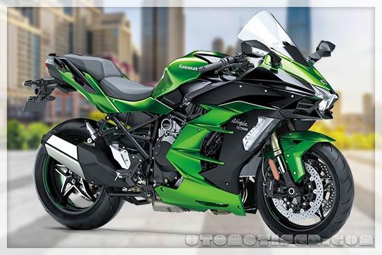 Gambar Kawasaki Ninja H2 SX