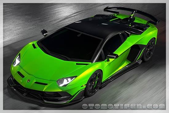Gambar Lamborghini Aventador SVJ