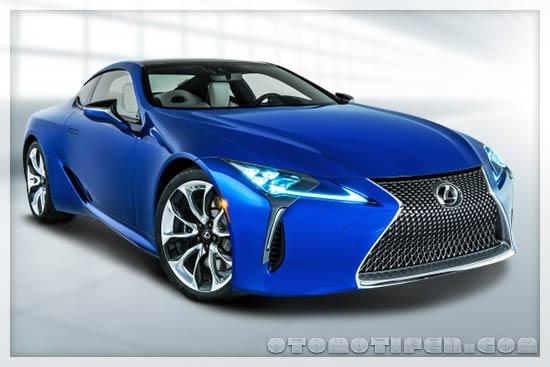 Gambar Lexus LC