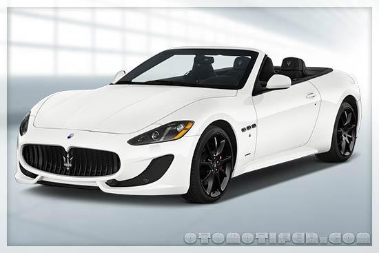 Gambar Maserati GranTurismo V8