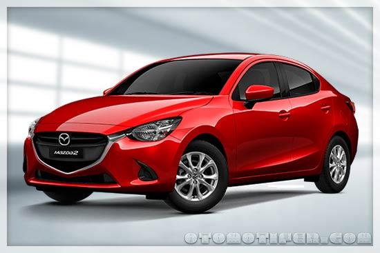 Gambar Mazda 2 Sedan