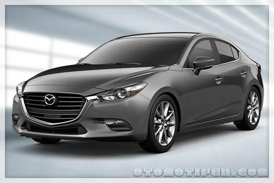 Gambar Mazda 3 Sedan