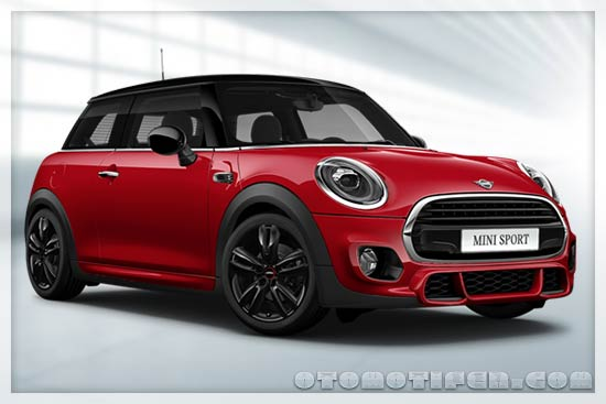 Gambar Mini Cooper 3 Door