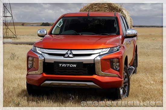 Gambar Mitsubishi Triton 2019