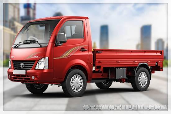 Gambar Mobil Pick Up Tata Super Ace