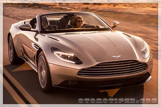 Gambar Mobil Sport Aston Martin